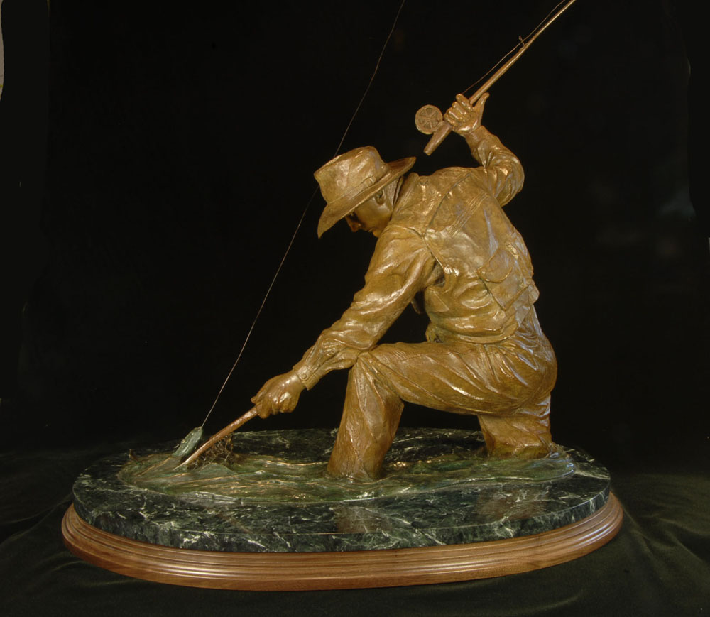 Sporting Bronze Fly Fishing