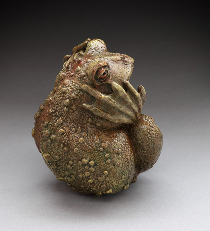 Animal Wrappers Christine Knapp Frog Wildlife