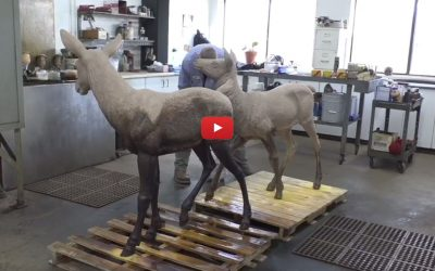 Bronze Process Video