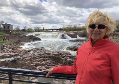 Chris Knapp at Sioux Falls river 2019